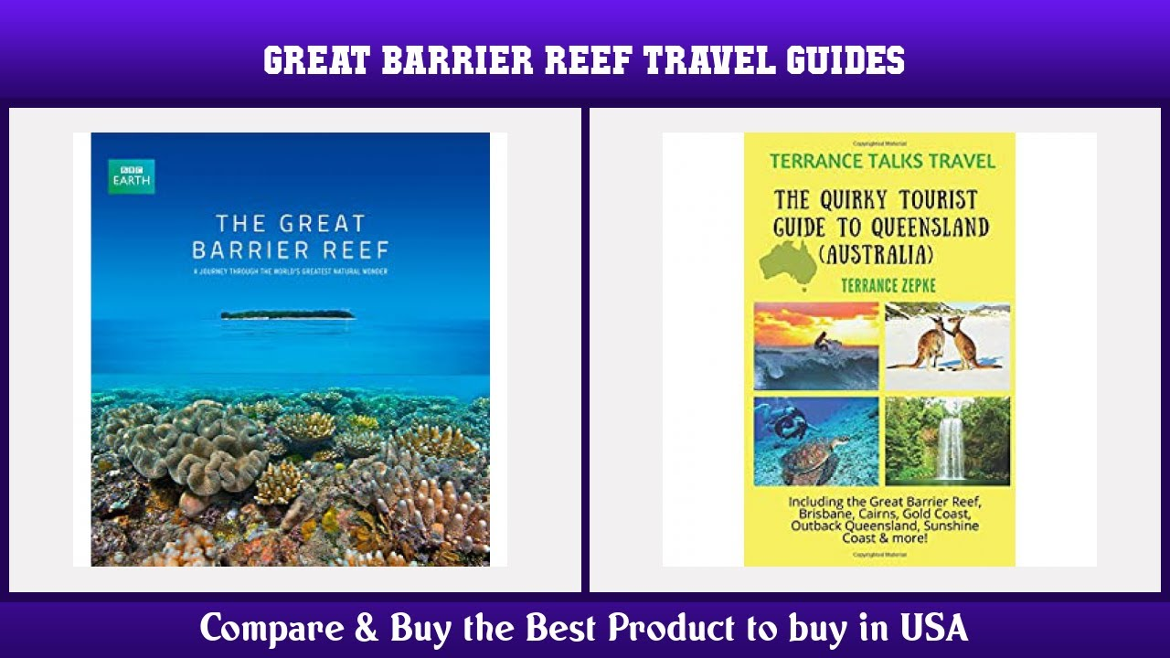 Top 10 Great Barrier Reef Travel Guides to buy in USA 2021 | Price & Review