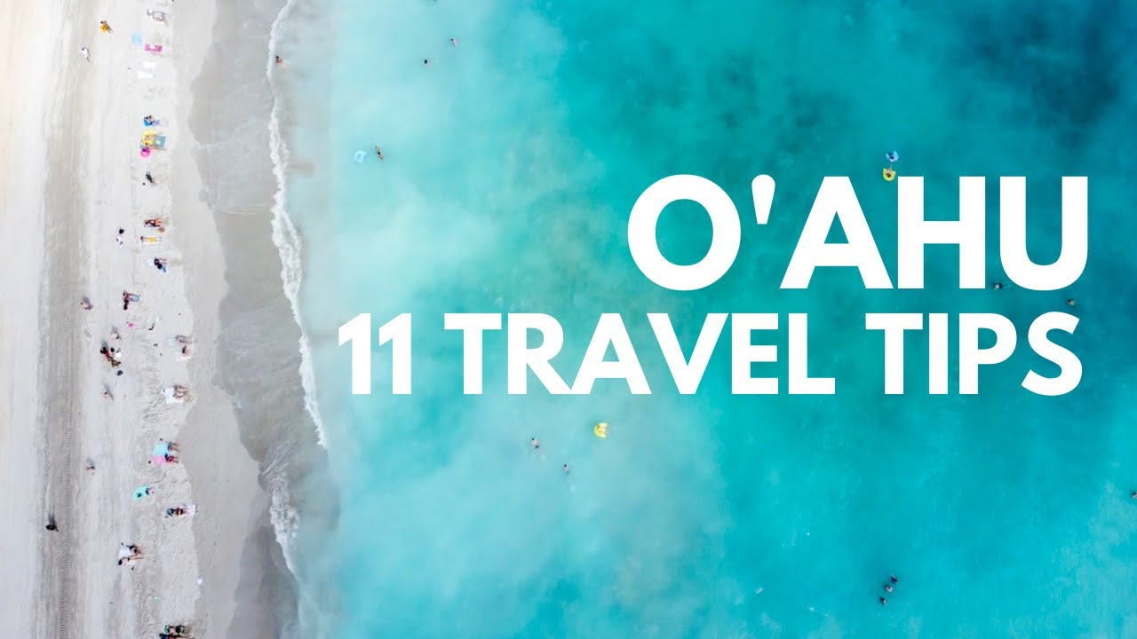 Oahu Hawaii Travel Guide 2021   11 Tips for THE BEST Oahu Vacation