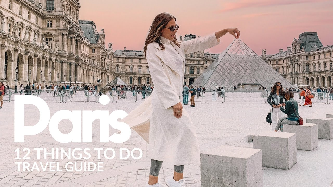 The ULTIMATE Paris Travel Guide | Top 12 Things To Do + Map  |  4K