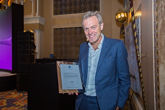 AHIC 2021: Worsley recognised for contribution to tourism | News